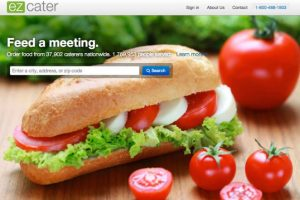 ezcater food