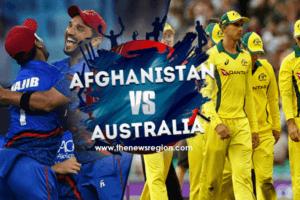 Afghanistan-vs-Australia-World cup 2019