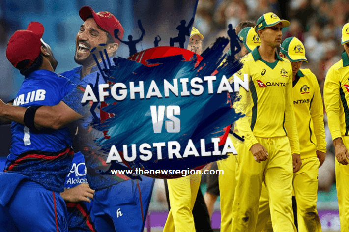 Afghanistan-vs-Australia-World cup 2019