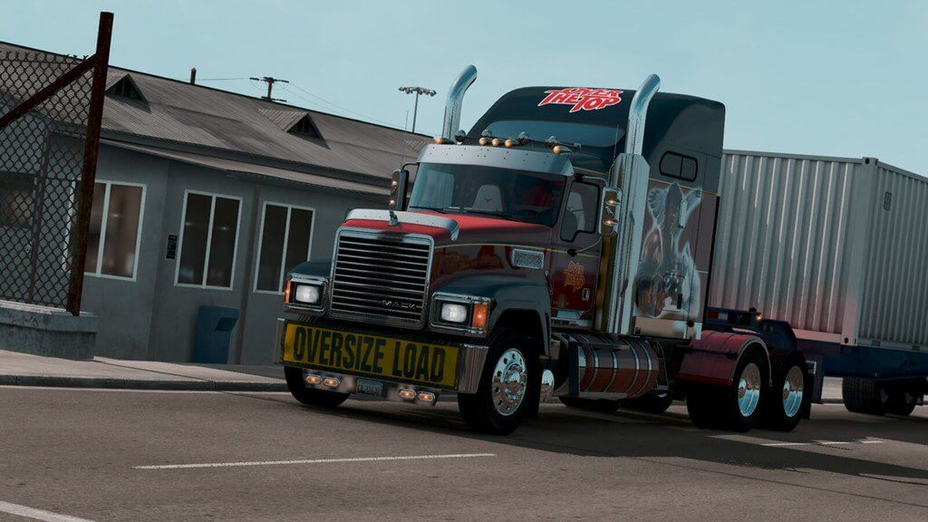 American Truck Simulator download for PC ( Best ATS Mods