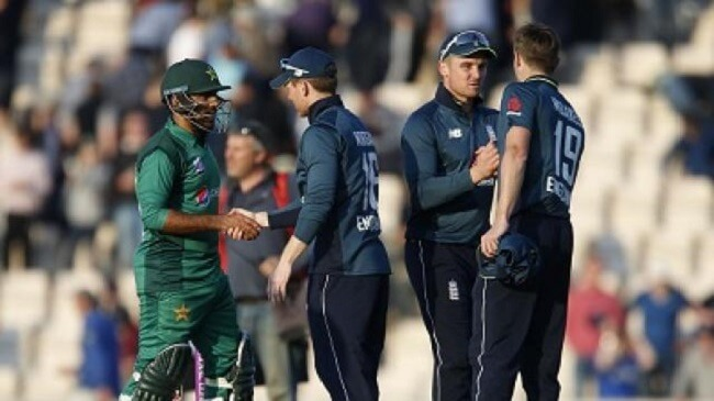 England vs Pakistan: ODI Matches Stats