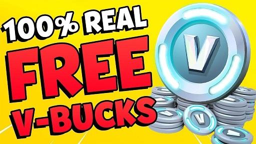 Epic Games V Bucks Gift Card Fortnite Free V Bucks App