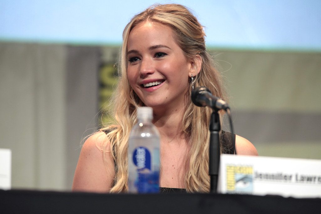 Jennifer Lawrence World's Highest-Paid American actress