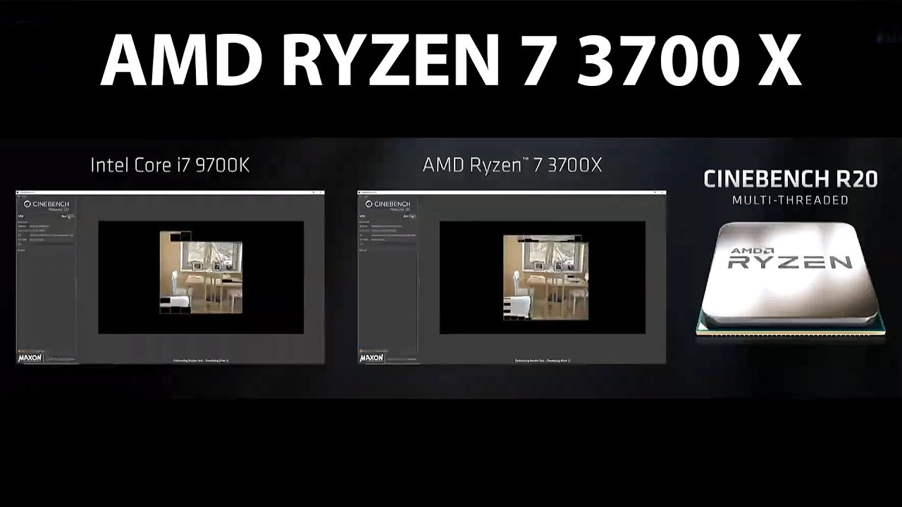 AMD Ryzen 3700X vs 2700X Comparison: Which is best CPU of 2019 - The