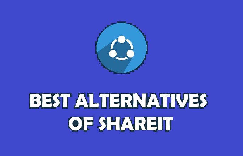 Best Shareit Alternatives to share files