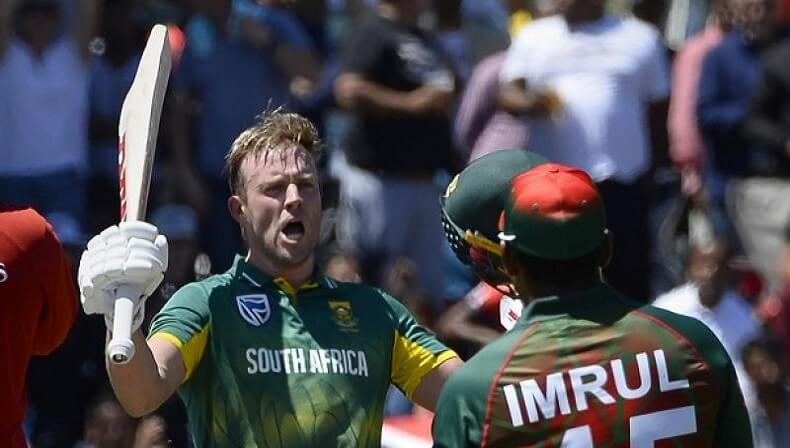 South Africa vs Bangladesh, World Cup 2019 Match 5 : Who will be the Winner?