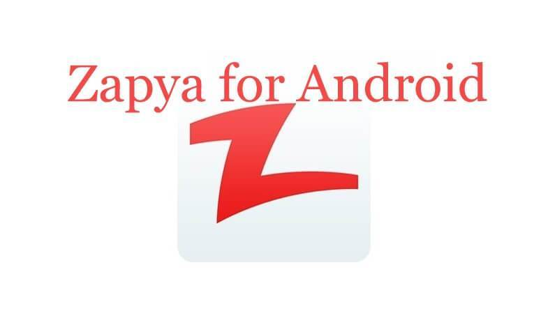 Download Zapya For Android And Windows