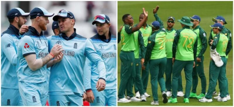 England vs South Africa World Cup 2019: England won by 104 Run