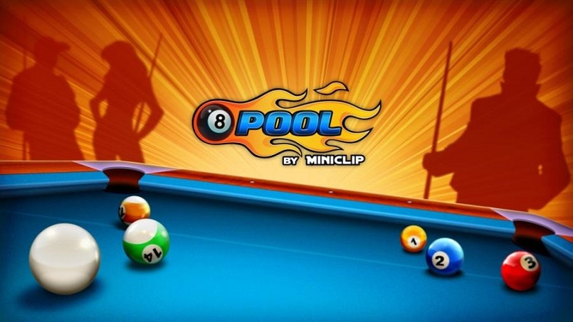 Download 8 Ball pool with unlimited money