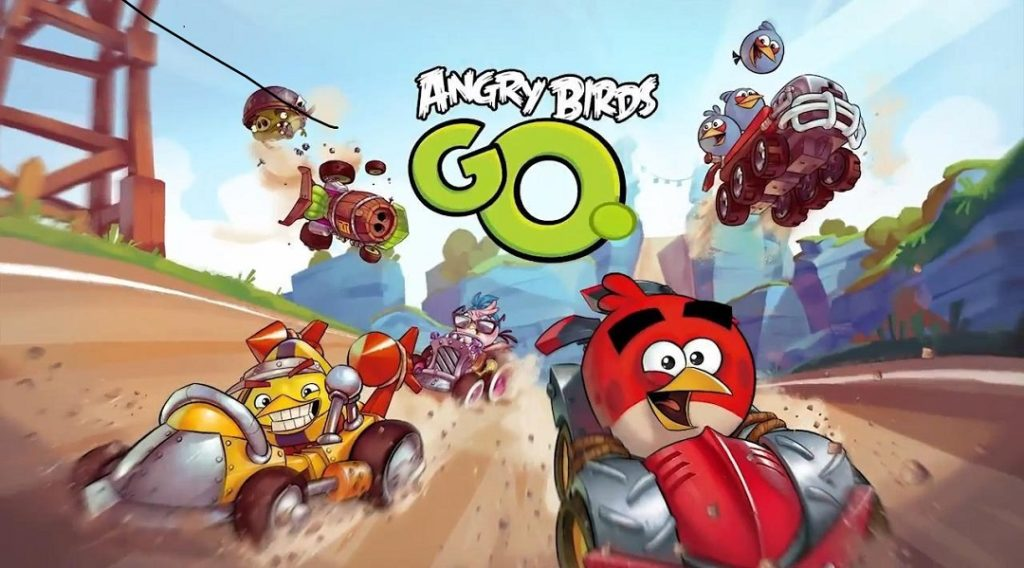 Download Angry Birds Go Mod apk (unlimited money)