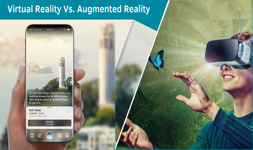 Augmented Reality (AR) vs. Virtual Reality (VR): What's the Difference?