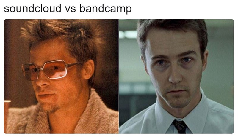 Bandcamp vs Soundcloud best music streaming apps