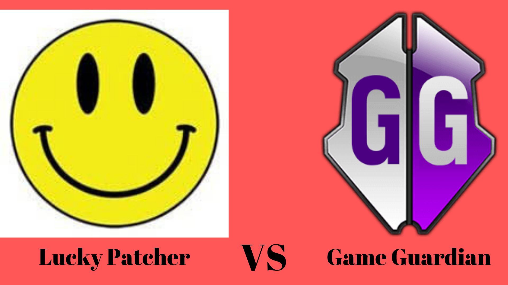 Lucky Patcher vs Game Guardian: which one is best (Differences)
