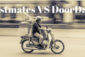Postmates vs DoorDash