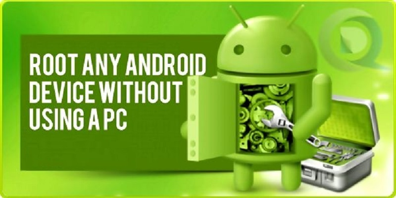 Root Android with or without PC