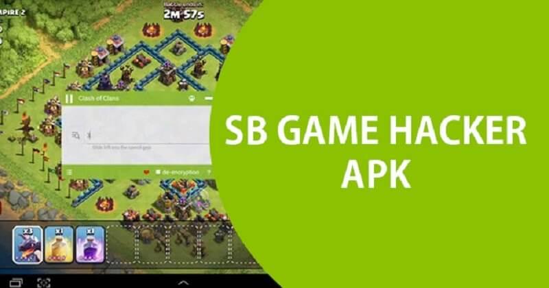 SB Game Hacker App