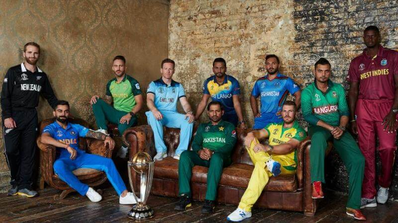 Top 10 strongest players of ICC World Cup 2019