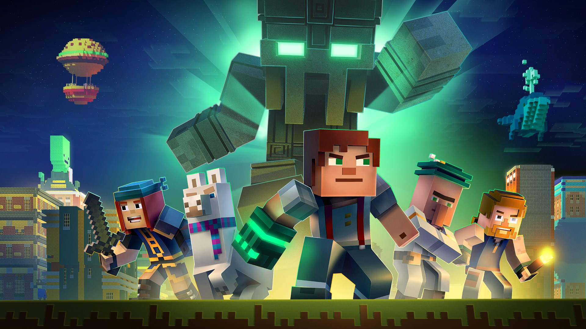 download Minecraft pocket edition using Aptoide