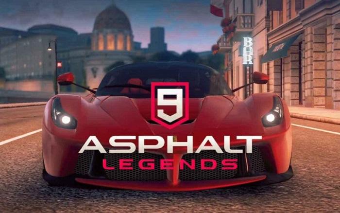 Asphalt 9 Legends Download for PC/Windows - The News Region
