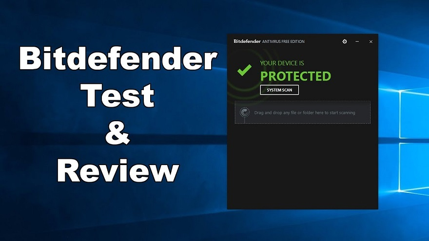 Bitdefender Free Edition: Antivirus Software Review - The