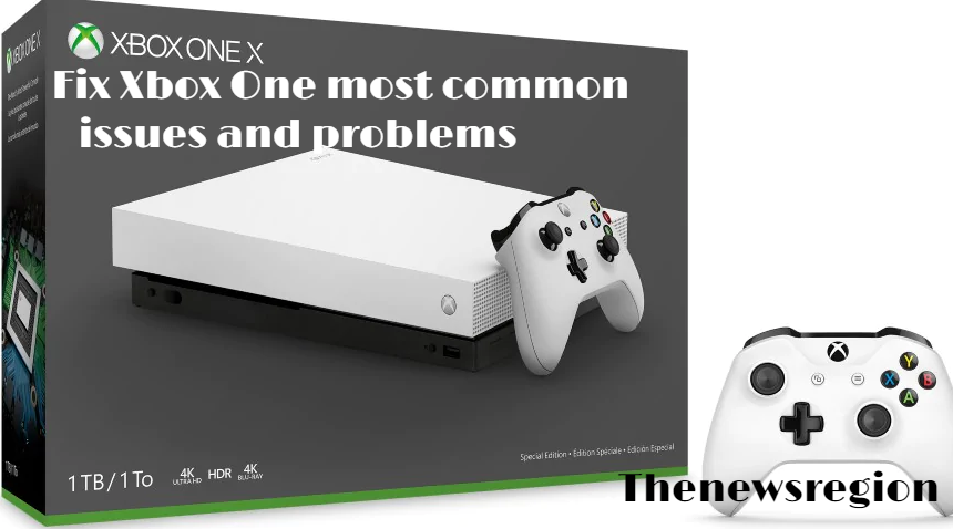 Xbox One major issues and their solution