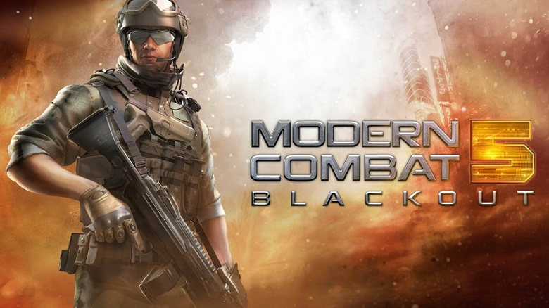 Download Modern Combat 5 Blackout for PC