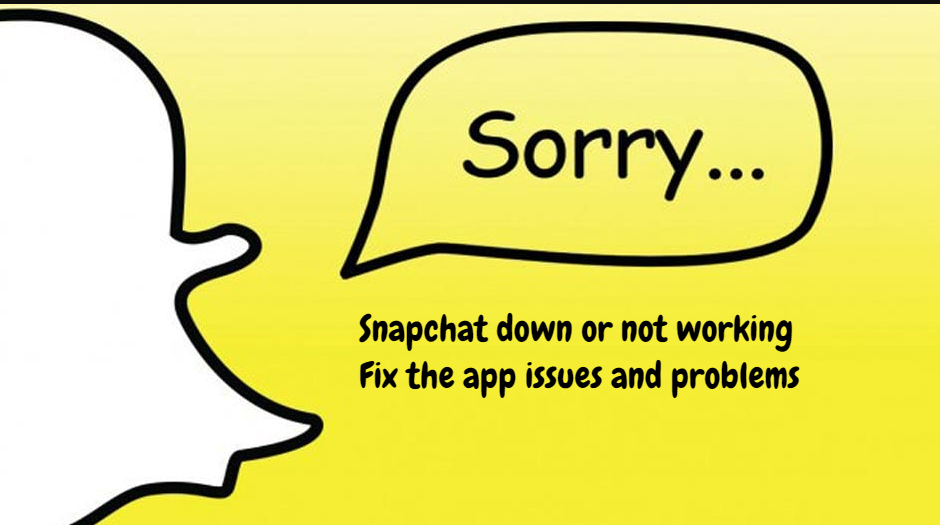 Fix Snapchat not working