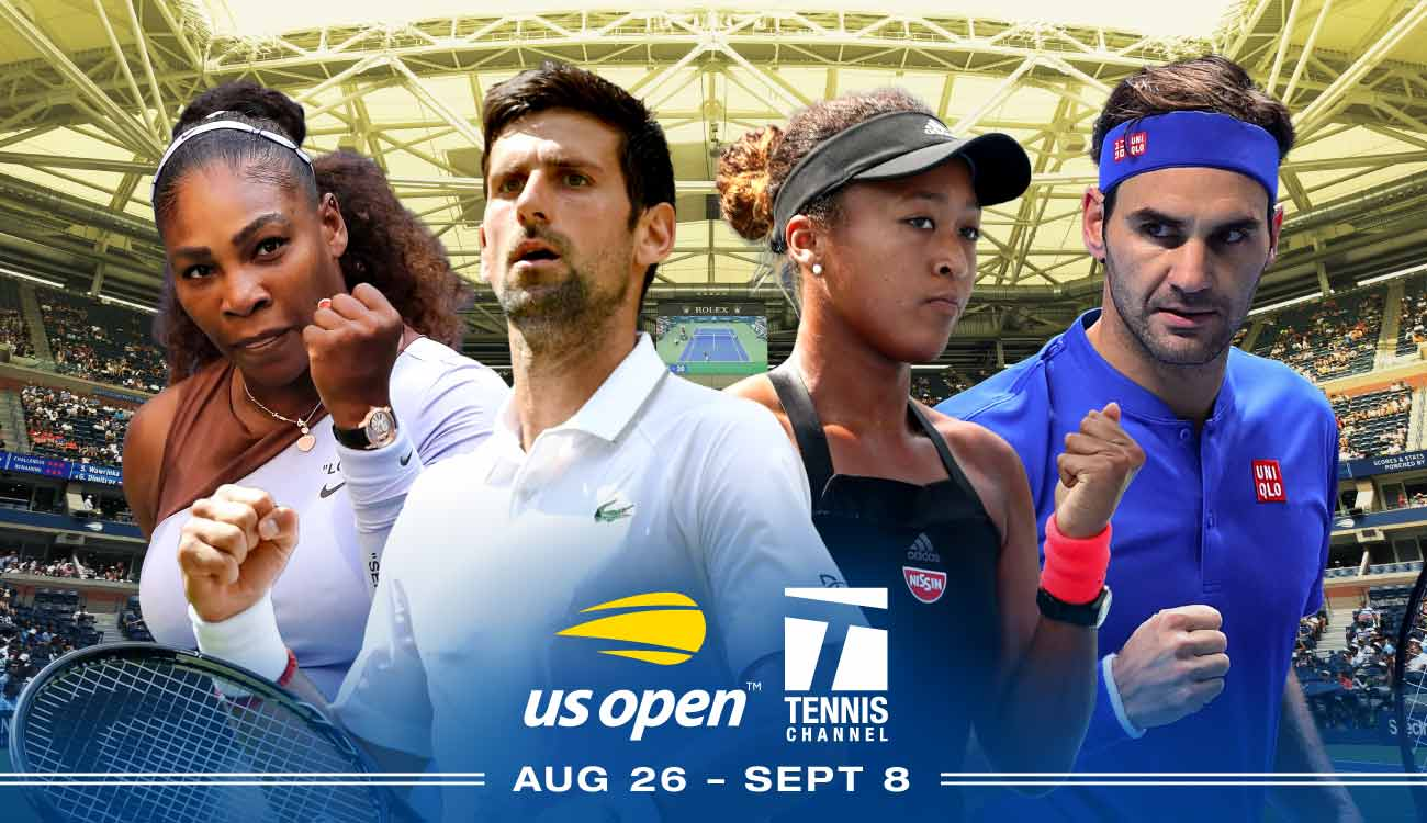 US Open 2019 tennis Tournament