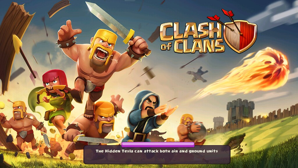 Download Clash of Clans for PC (Windows 7/8/10)