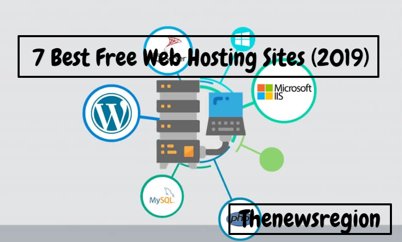 7 Best Free Web Hosting Sites (2019)