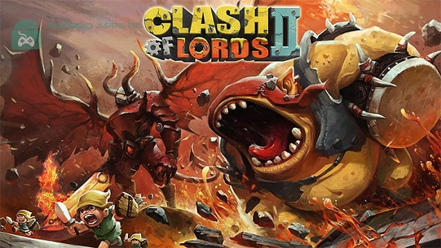 Download Clash of Lords 2 on PC with BlueStacks
