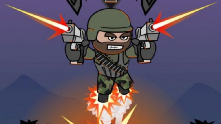 Download Mini Militia Mod Apk v4.3.3 (Pro Pack)