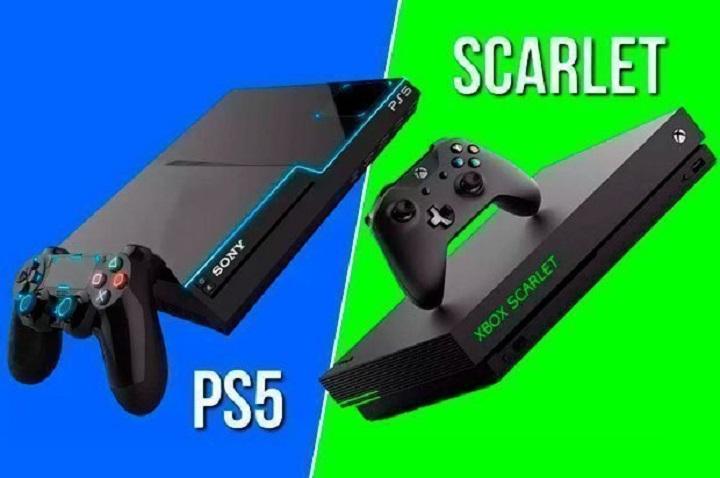 Xbox 2 vs PS5