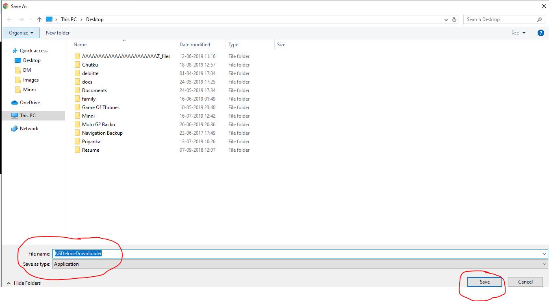 Step 2 Norton Download