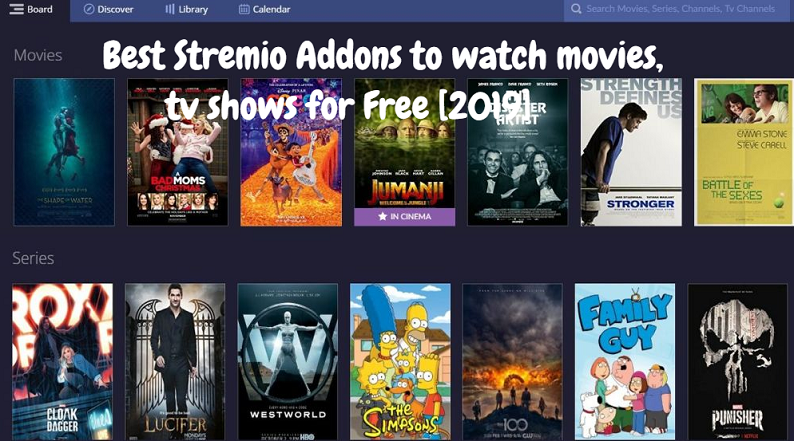 Best Stremio Addons to watch movies, tv shows for Free [2019]