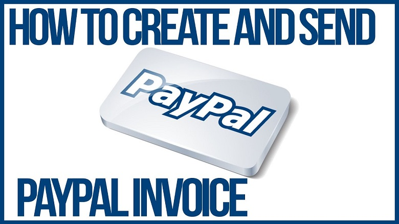 How to create and send PayPal Invoice free