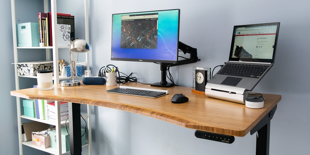 How To Set Up A Standing Desk The News Region