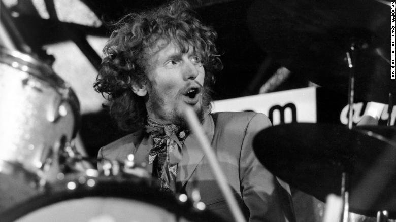 Ginger Baker in 1967