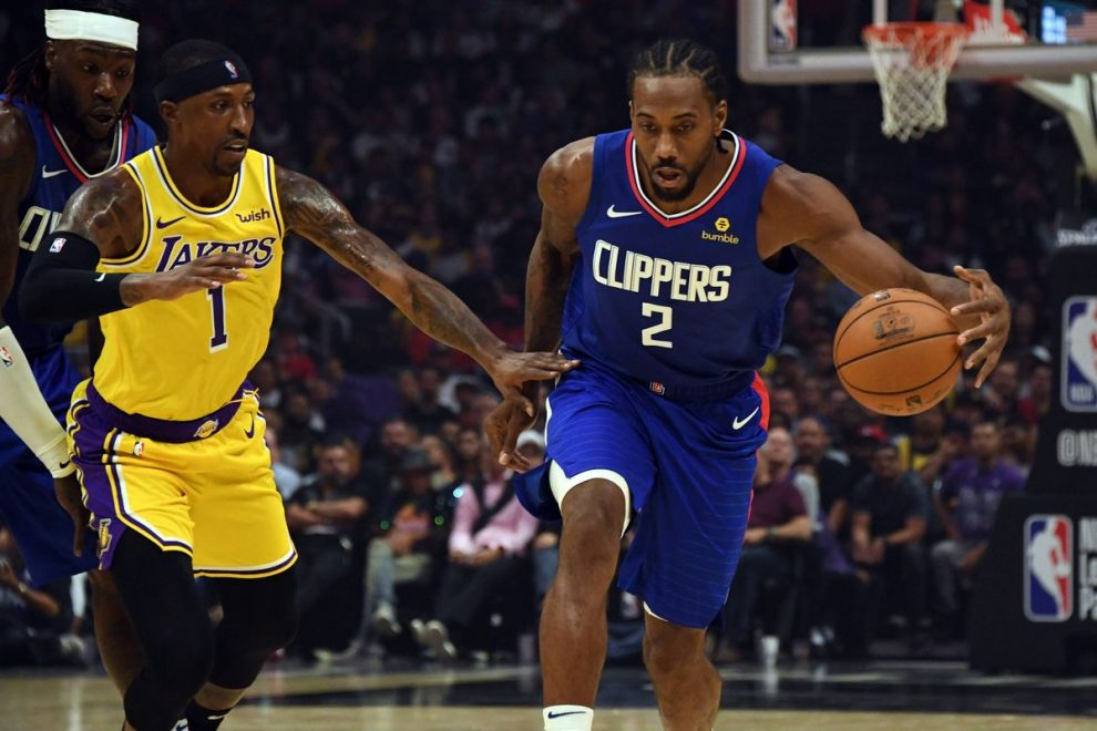 Lakers - Clippers: Kawhi Leonard left off at win 112-102Lakers Vs Clippers