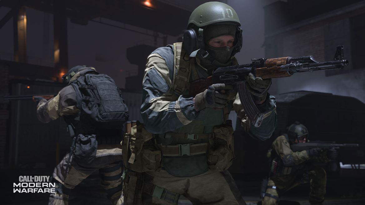 Modern Warfare