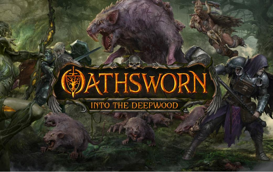 Oathsworn: Into The Deepwood