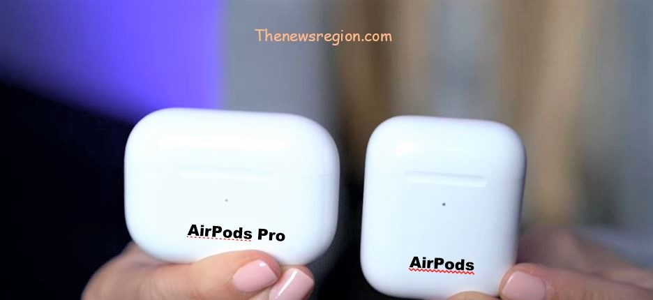 airpods pro and airpods case