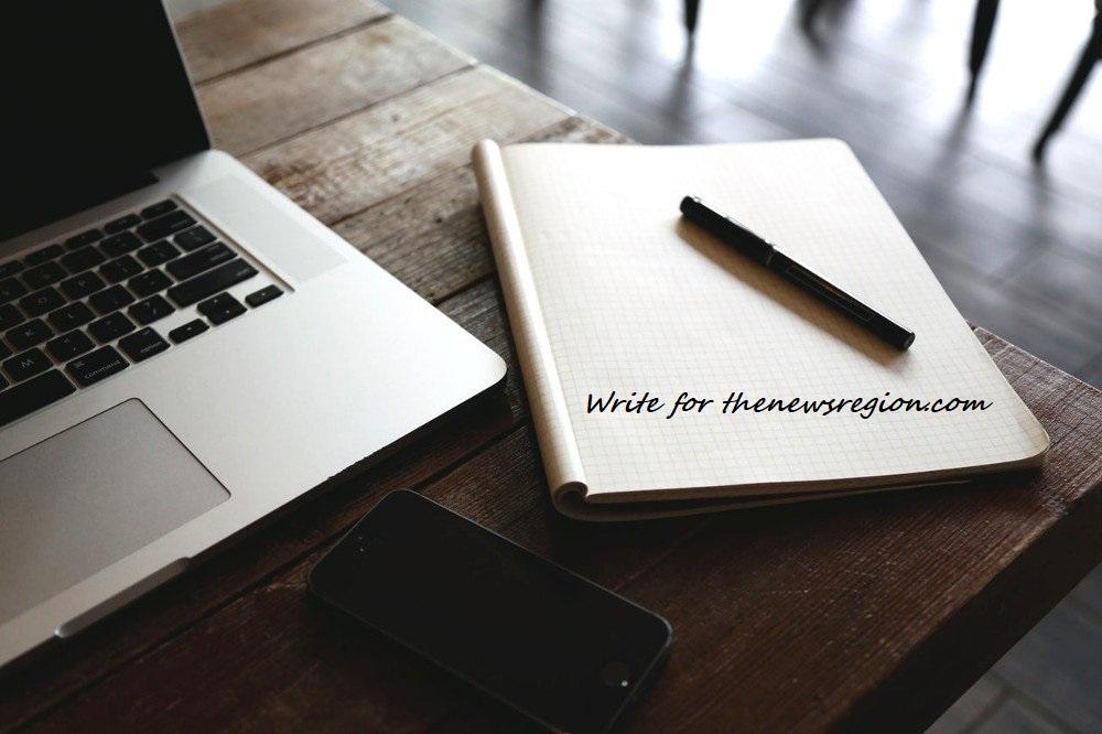 write for thenewsregion.com
