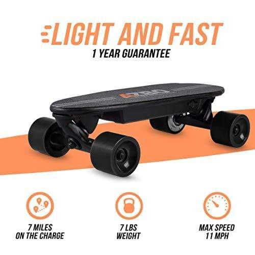 Azbo C9 mini electric skateboard
