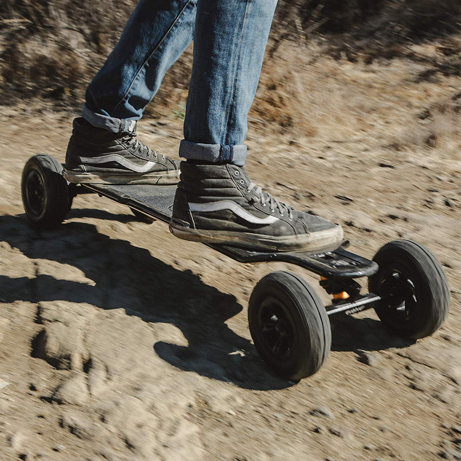 Carbon GT Series electric skateboard