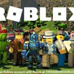 Free roblox account with robux