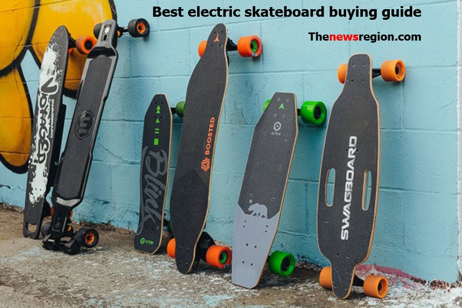 best electric skateboard buying guide