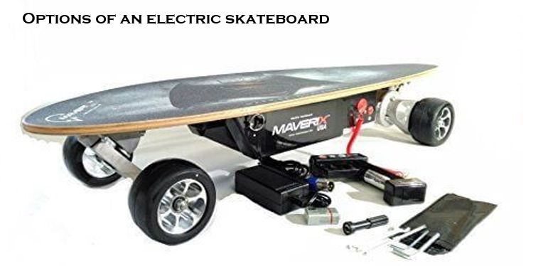 electric skateboard options