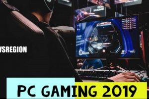 PC gaming 2019