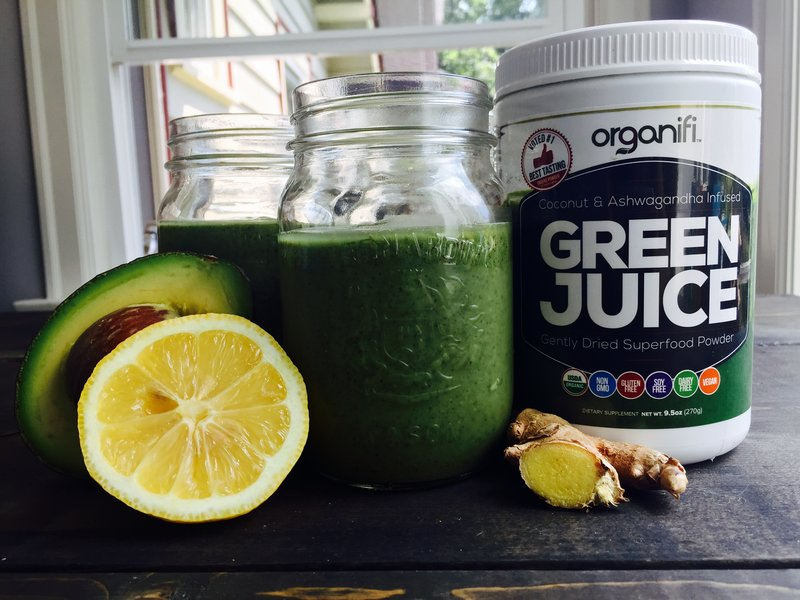 Orgafini Green Juice